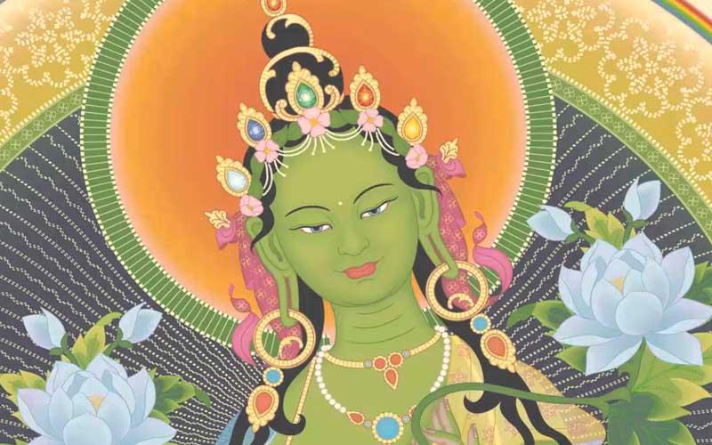 Budismo vajrayana: el camino de la transformación (FB4)