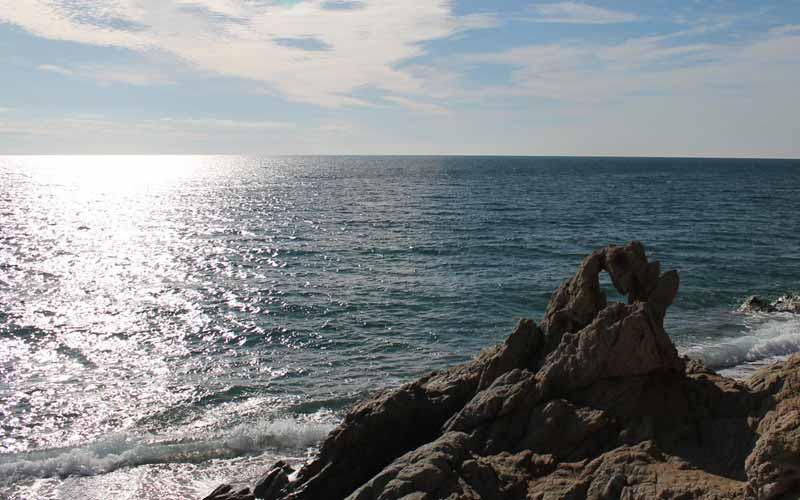 Canet de Mar a Calella