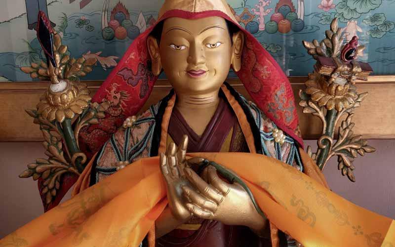 Qué es el budismo (FB0)