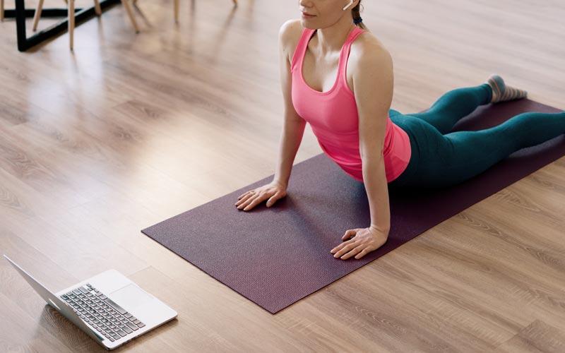 Yoga hatha Online