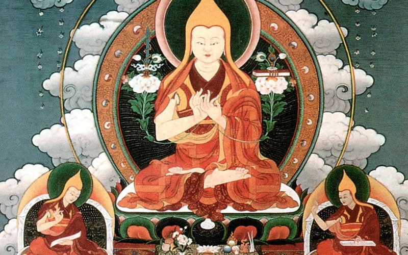 Yoga del Maestro Lama Tsong Kapa